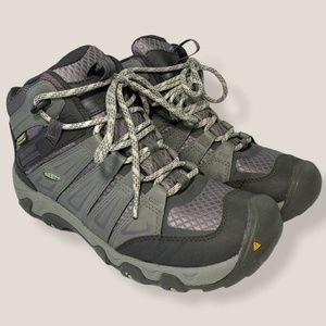 Keen Oakridge Mid Waterproof Ankle Hiking Boots